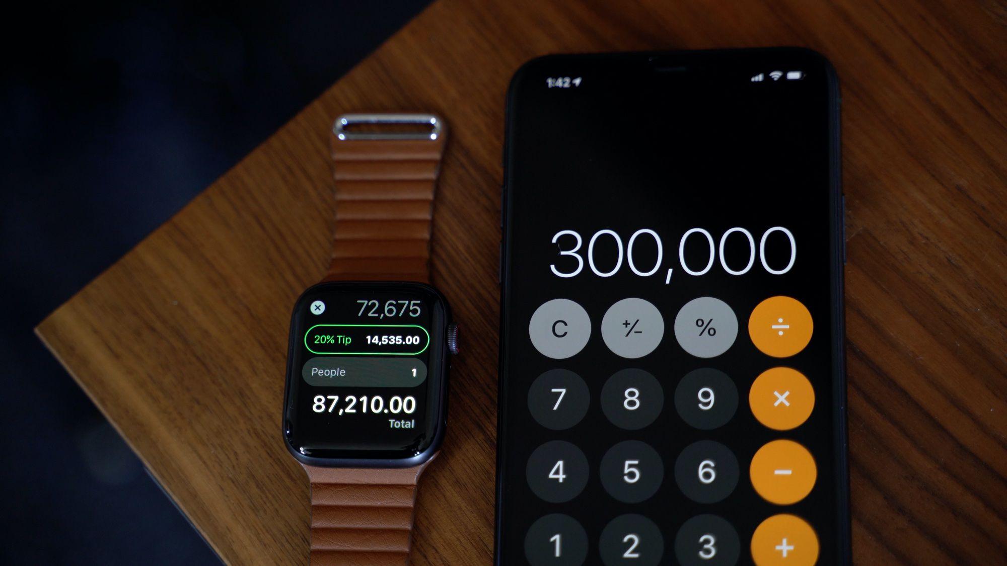Top Five Calculator Tips For Iphone Macrumors