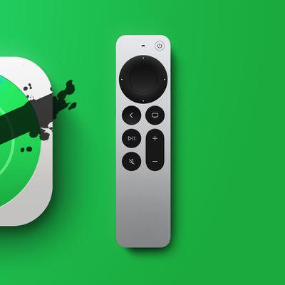 AppleTV 2021 Siri Remote No Find My Feature