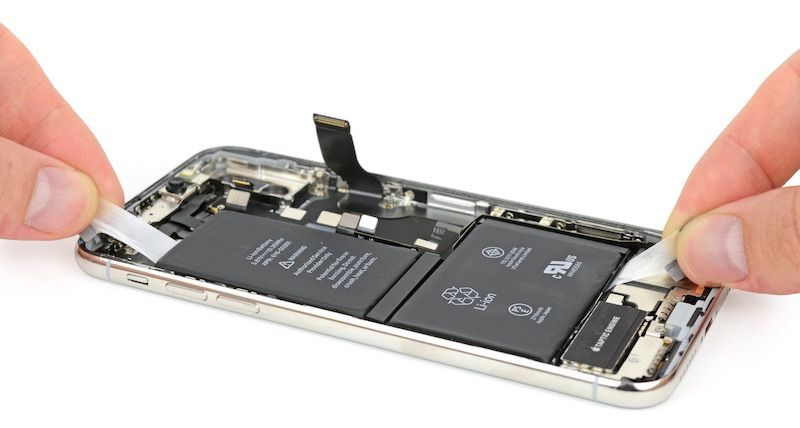 Leaked Documents Suggest Apple Could Be Forced to Build iPhones With User-Removable Batteries