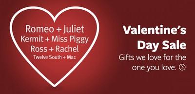 twelve south valentines