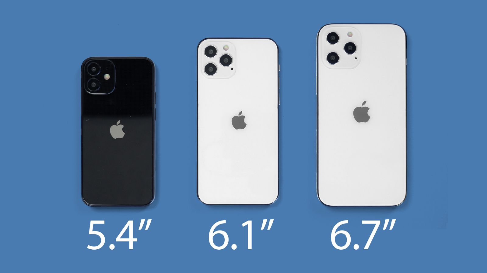 Hands On With Iphone 12 Models Showing New Sizes And Design Macrumors