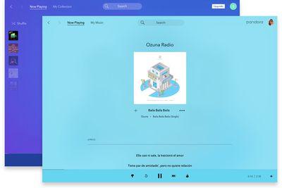 pandora mac app