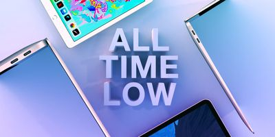 All Time Low iPads and MBPs