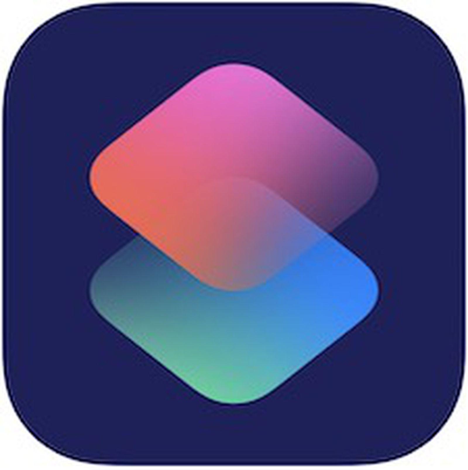 Ios shortcuts app on mac