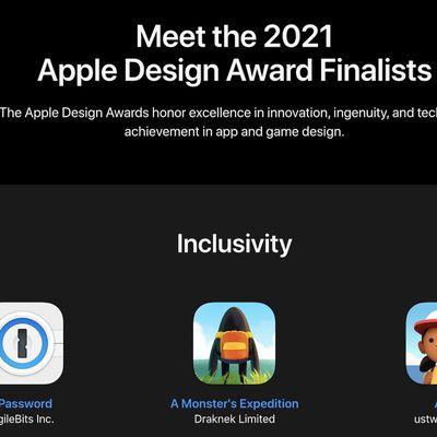 apple design awards finalists 2021