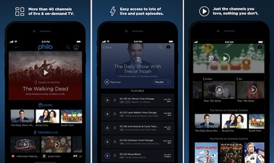 philo iphone app