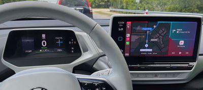 2021 vw id4 carplay dual
