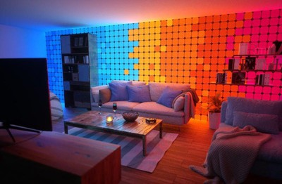 nanoleaf square panels