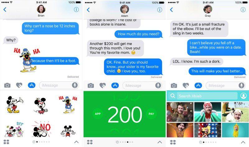 messagesappstore