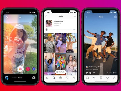 Instagram is bringing out its own version of TikTok called 'Reels'