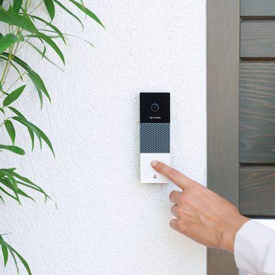 netatmo smart video doorbell photo