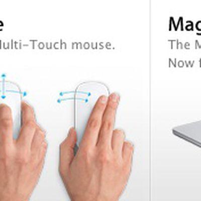 magic mouse magic trackpad