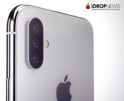 iphone x triple lens martin hajek idropnews