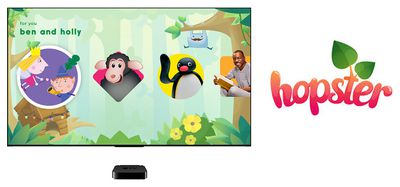 hopster apple tv