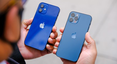 iphone blue colors