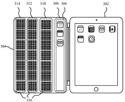 ipad smart cover display solar