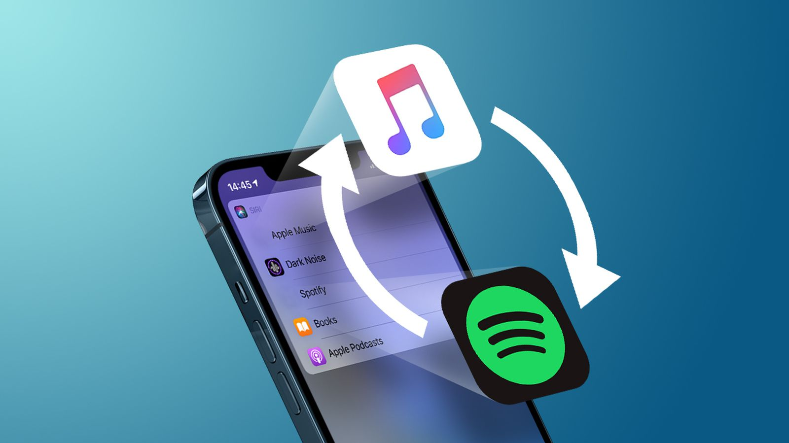 How to Change Your Default Music App in iOS 14.5