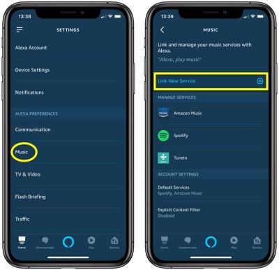 use Apple Music on Amazon Alexa 1