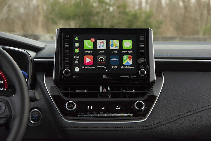 Toyota Pocket Source App >> Toyota Corolla Is Finally Getting Carplay Macrumors
