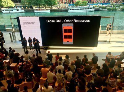 One Summer Chicago Student App Showcase