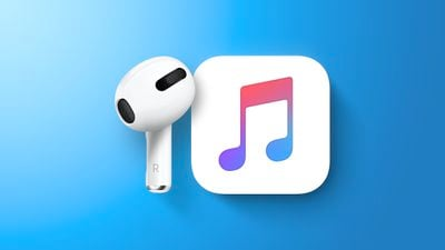 General Music and AirPod 3 Feature