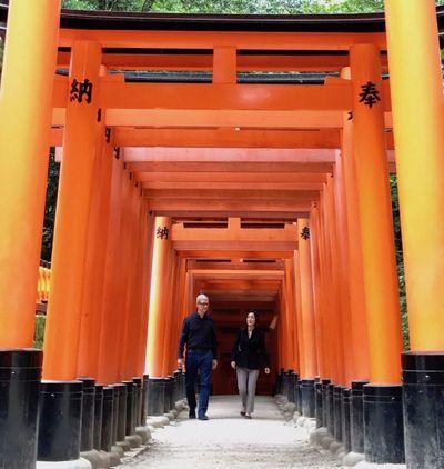 Tim Cook in Japan