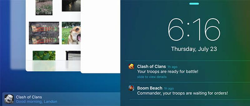 Clash of Clans Proactive