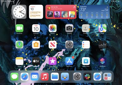 ipados 15 large icons