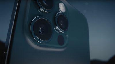 iphone 12 pro triple camera video