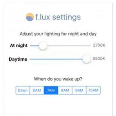 Flux iOS Beta