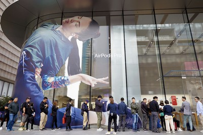 airpods pro launch 1