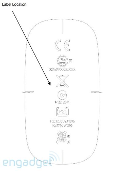130436 apple mouse