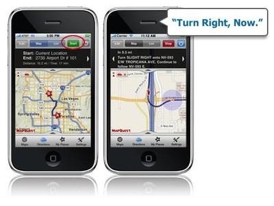 122445 mapquest 4 mobile