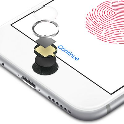 iPhone 6 Touch ID
