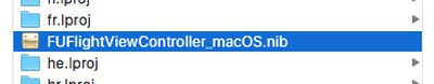 macOS reference