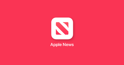 apple news banner
