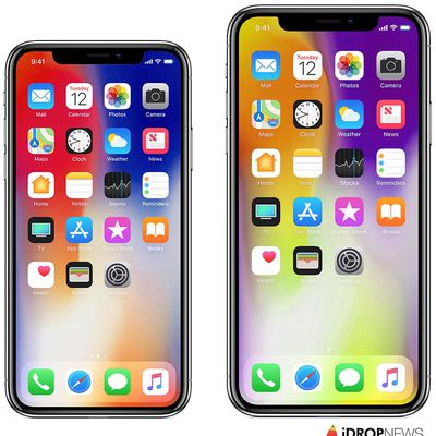 iphone x plus idrop