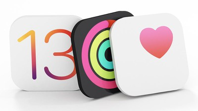 iOS13 Activity and Health