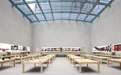 apple store empty