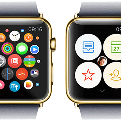 Wunderlist on Apple Watch2