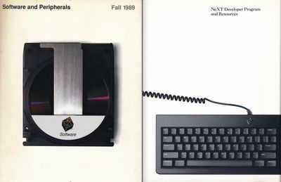 NeXT catalog 1989 grab