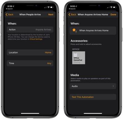 iOS 13 AirPlay 2 HomeKit