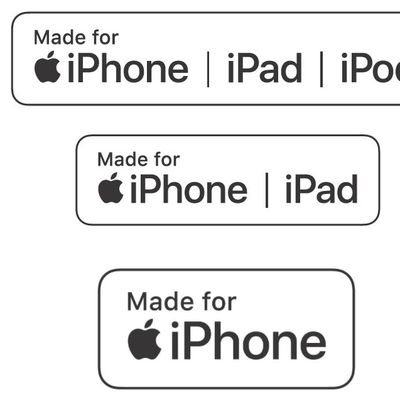 made for iphone ipad ipod logos new