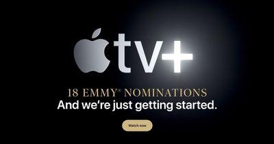 apple 18 emmy noms