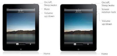 101047 ipad screen rotation lock
