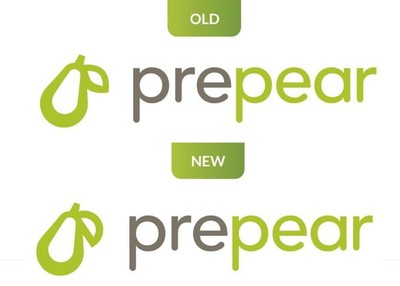 prepear logo changes