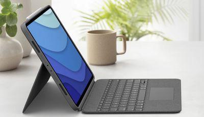 logitech combo touch keyboard fifth gen ipad pro