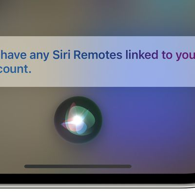 find my siri remote