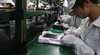 ipad assembly foxconn