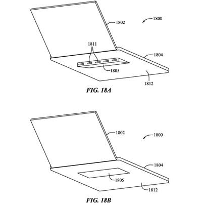 macbook pro distributable feet patent wedge